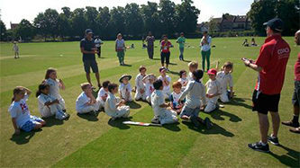 Summer Cricket Academy 2014
