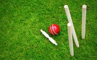Wicket out