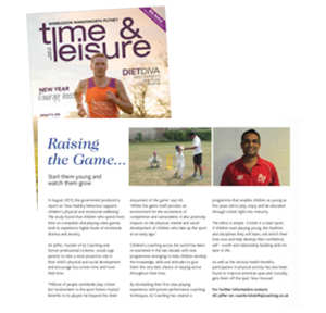 Time & Leisure January Edition
