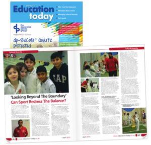 Education Today April Edition