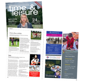 Time & Leisure September Edition